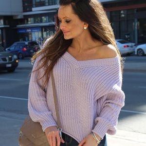 H&M V-neck knitwear